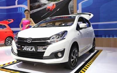 Daihatsu AYLA Bekasi, Harga Dan Spesifikasi