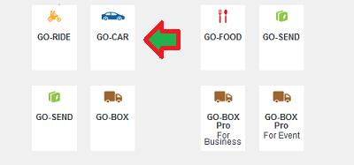 Cara Daftar Gojek Gocar Bengkayang
