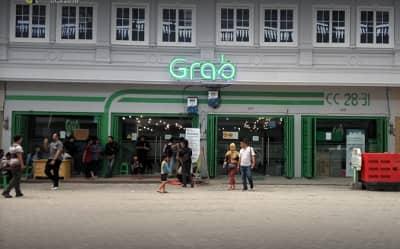 kantor Grab Medan