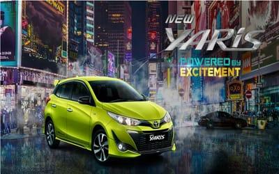 Harga Toyota Yaris Dan Spesifikasi Lengkapnya