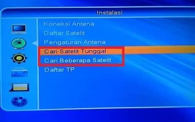 Cara Mencari Sctv Dan Indosiar Yang Hilang scan otomatis tv