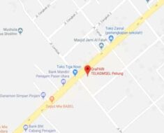 alamat kantor Grapari penajam paser utara