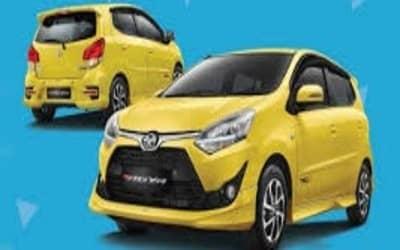 Harga Toyota Agya Di Banjar