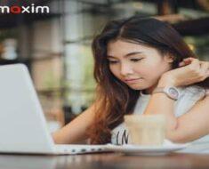 cara daftar maxim online