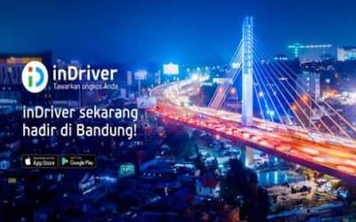Cara pendaftaran Indriver Bandung